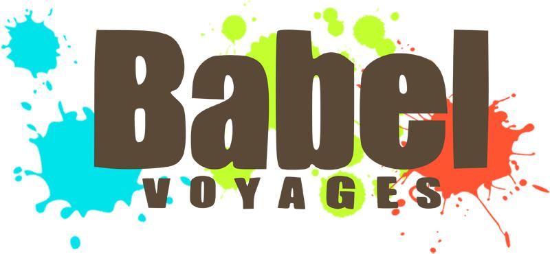 Logo Babel Voyages : agence de tourisme responsable